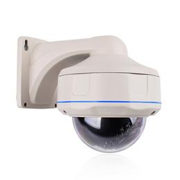 Cámara carcasa de metal de 2,0 MP HD 1080P visión nocturna 30IR al aire libre ONVIF H.264 CCTV seguridad de la red IP para la vigilancia Home Video desde noche carcasa de la cámara de visión fabricantes