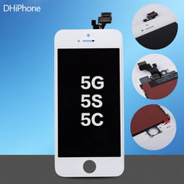 Wholesale For Iphone G S C LCD Touch Screen Digitizer Lens Frame with Grade AAA quality and superior material