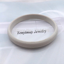 Wholesale 25pcs Plastic Bangle Accessory For Thread Bangle DIY, Twisted Bangle DIY Findings Free Shipping bangle style