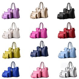Wholesale Direct Selling Quality Assurance New Ms Handbag Top Fashion Shoulder Tote Bag Composite Bag Bags PU Leather Material