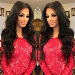 Full Lace Human Hair Wigs For Black Women 130% Density Human Hair Wigs Brazilian Lace Front Human Hair Wigs Body Body Wave Wigs