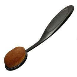 Wholesale Oval Makeup Tool Cosmetic Foundation Cream Powder Blush Makeup Brush brush accessories brush dog tool cabinet