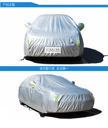Wholesale Aluminum Waterproof Full Sunshade Dust Rain Protection SUV Car Cover for VW Toyota Nissan Ford Audi with Password Key