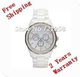 envío libre HK _Absolute de lujo del nuevo Mens del cronógrafo negro reloj de cerámica AR1456 Reloj de pulsera de cristal Gent 1456 + caja original desde cerámica blanca reloj de pulsera fabricantes