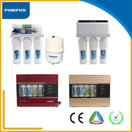 Wholesale Home use stage reverse osmosis water filter system water purifier activated carbon fiber filter compact reverse osmosis system