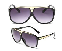 Wholesale new classic big box frog sunglasses retro fashion UV400 Sunglasses manufacturers direct sales