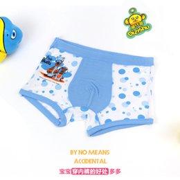 Wholesale underwear manufacturers selling printed cartoon absorption antibacterial air boy boxer briefs