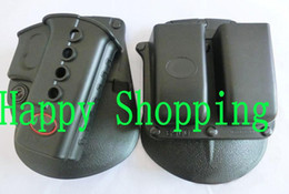 Wholesale Evolution gun Holster RH Paddle GL ND For Glock RP Double Mag Pouch Glock
