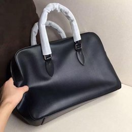 Wholesale DY Luxury Famous Designer BIG Brand Original Cowhide leather Bags Men Leather Briefcases Genuine Leather Briefcases Size cm