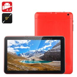 A33 Allwinner 9 Inch Tablet PC Quad Core 1.5GHz Google Android 4.4 Kitkat Bluetooth 512MB 8GB Dual Cameras Wifi 800*480 V90