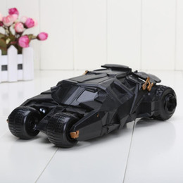 BATMOBILE TUMBLER no Batman figure BATMAN VEHICLE the dark knight TOY BLACK CAR MODEL TOYS FOR BOYS GIFT approx 9inch