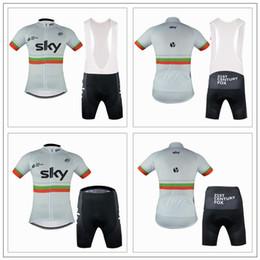Wholesale Tour De France Bulgaria Flag Sky White Color Cycling Jerseys Short Sleeves Close Fitting Body Suit Size XS XL Bike Wear