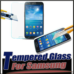 Wholesale 9H Explosion Proof Premium Tempered Glass Screen Protector Film Guard For Samsung Grand neo plus I9082 Core Prime E Note edge N9150