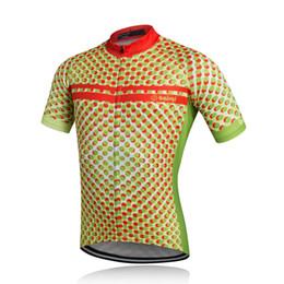 Acheter en ligne Cuissard vente-Vente chaude nouveau cyclisme Chemises Hauts Hommes Vélo Costumes Maillot cyclisme Shorts Kits Top Shirt Culotte Set M-XXL de style géométrique