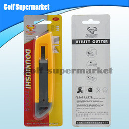 Wholesale Special golf grip Golf special hook knife Horn knife Replace the grip Hook knife Exclusive sales