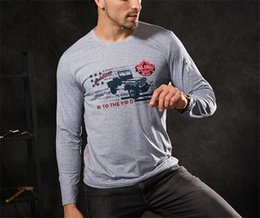 Wholesale Long Sleeved Sport Leisure Turtleneck Sweater Fashion The Fall Of New Men s Youth T shirt Sweater Pattern Increased With Fertilizer