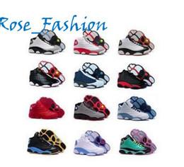 Cheap Retro XIII 13 CP3 Basketball Hommes Chaussures Retro 13s Noir Orion Bleu Sunstone Athletics Sneakers Chaussures de sport Retro 13's Trainers cheap sporting shoes promotion à partir de chaussures de sport pas cher fournisseurs