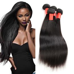 Brazilian Straight 3pcs lot free Shipping Brazilian Virgin Hair Bundles Rosa hair Company Human Hair Weave