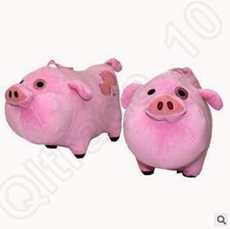 Wholesale New Arrival Pink Pig Plush Brinquedos cm gravidade cai rosa porco Waddles boneca de pelúcia gravidade cai Pink Waddles porco animal de pelúcia CCA4856