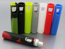 wholesale silicone case for EGO AIO E cigarette pen silicone sleeve ego aio starter kit Silicon Cover Case colorful