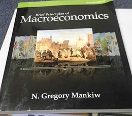 Brief Principles of Macroeconomics Book Written by N.Gregory Mankiw ISBN: 9781285155929 Free Shipping