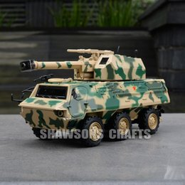 Wholesale DIECAST MODEL MILITARY TOY ANTI TANK GUIDED MISSILE CARRIER ARMORED CAR VEHICLE
