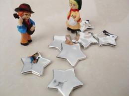 La estrella al aire libre doble de la etiqueta engomada 2.5cm de la pared de la etiqueta engomada del partido de la decoración del hogar de la decoración de la Navidad del envío 120pcs / desde adornos de pared al aire libre proveedores