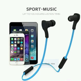 Wholesale Newest Sport Wireless Bluetooth BT H06 Headphones Headset Auruculares Bluetooth for Outdoor Sport Phone Computer Mp3 Player