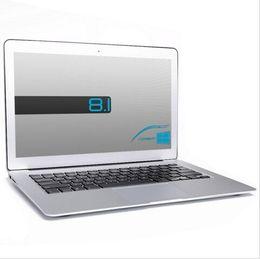 Wholesale 14 inch G G Full HD Wifi Bluetooth Ultrathin Laptop Notebook Computer Quad core Celeron J1900 Windows System Ultrabook