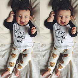 baby boys girls consume children clothing set 2016 newest fashional america europe style casual letter print white black short t-shirt