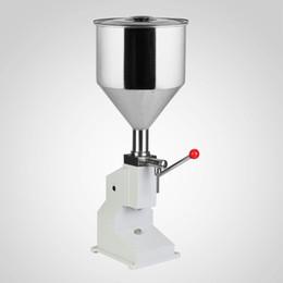 Wholesale Manual Paste Liquid Filling Machine Pneumatic Packaging Equipment