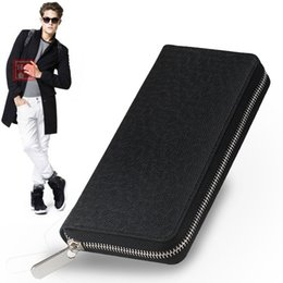 Free Shipping! Fashion hot designer clutch women men Preppy Style brand clutch leather wallet