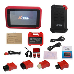 Wholesale Auto Key Programmer XTOOL X Pad Tablet Key Maker Programmer workshop level diagnostic equipment with EEPRON Adaptor