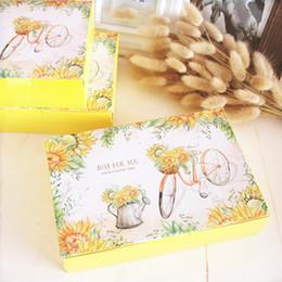 Wholesale 10PCS cm g Mooncake box Egg Yolk Shortcake Mung Bean Cake Packaging Box Cookies Western Dessert Box Baking Packaging Box