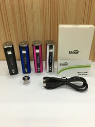 Wholesale Eleaf Istick W Simple Express Kit Pack istick W Battery vs istick W istick mini W battery Watt Box Mod DHL