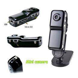 Pc hd à vendre-HD 1280 * 720P Voix avtived Sport DV Digital Video Recorder MD80 Tumb Mini DVR Portable Caché Caméra PC webcam mini-voiture Caméra DVR