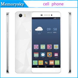 Gb pouces en Ligne-5.0 pouces Bluboo Picasso Mobile Phone Android 5.1 MTK6580 Quad Core 3G WCDMA 2GB 16GB 2500mAh Batterie 8.0MP Smartphone Caméra