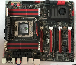 Wholesale R4E RAMPAGE IV EXTREME X79 MOTHERBOARD Tested Working perfect NEW Year warranty DHL