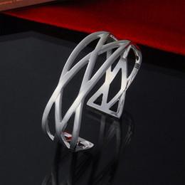 Factory direct wholesale 925 sterling silver bracelet jewelry silver bracelet cuff bangle