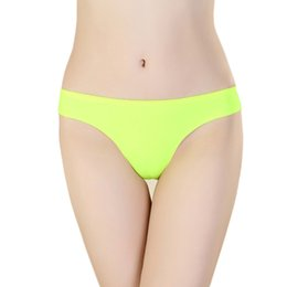 Wholesale New Fashion Sexy Women s Girl s Panties Knickers Thongs Briefs Lingerie Underwear V string NX199