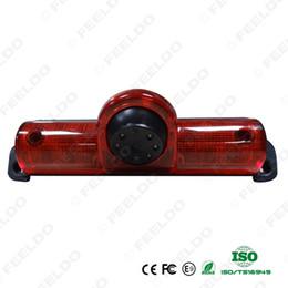 Wholesale 3set Car LED Brake Light IR LED Rear View Camera for GM Express Chevy Savana Cargo VAN Camera