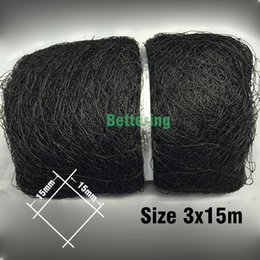 Wholesale X15M Mesh15mm pc Best Quality Bird Mist Capture Catching Net Nylon110D For Protecting Orchard Garden Farm From Bird Damage