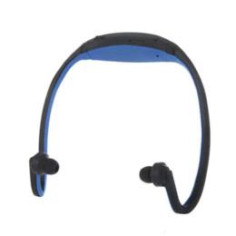 Wholesale NEW Sports Wireless Stereo Headphone Earphone MP3 Player TF Micro SD Card Slot headphone amp players theme song mp3
