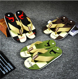 2016 New Summer Sandals Men Summer Shoes Brand Flip Flops Men Sandals Flats Open Toe Beach Slippers For Men