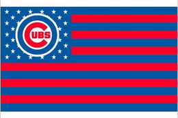 Wholesale Chicago Cubs Flag MLB Major League Baseball ft x ft Polyester Banner Flying cm Custom flag sport helmet