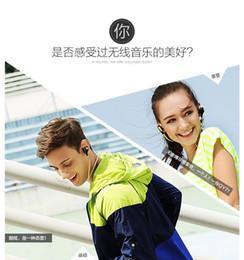 Wholesale Grossiste qcy QY7 Bluetooth V4 sans fil écouteurs stéréo En Ear avec Sport Waterproof MIC Ecouteurs pour iPhone Samsung
