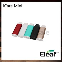 Eleaf iCare Starter Kit 1.8ml Tank 650mah Battery iCare Mini Kit With 1.3ml Atomizer 320mah Battery 100% Original