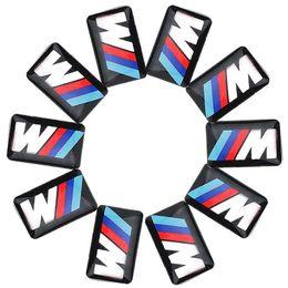 Wholesale Tec Sport Wheel Badge D Emblem Sticker Decals Logo For bmw M Series M1 M3 M5 M6