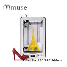Fast Prototyping FDM Desktop Heatbed Big Size Single Nozzle 3D Printer Machine For 3D Printing Models