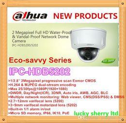 Dahua IPC-HDB5202 1080p(full-hd) mini camera 2 megapixel dahua cam ip poe water-proof & vandal-proof network dome camera IPC